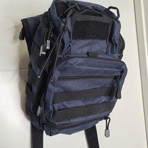 VISM Cross Body Utility Bag